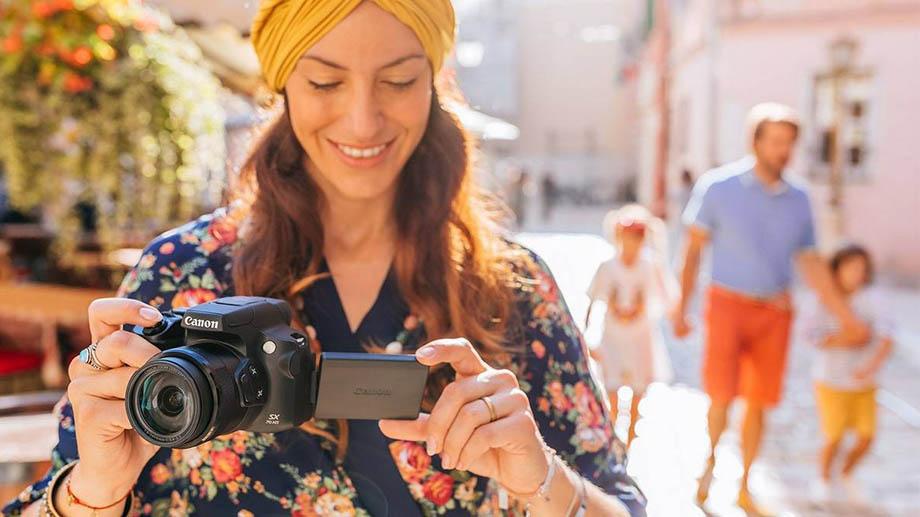 Canon готовит к выпуску новый компактный мегазум?