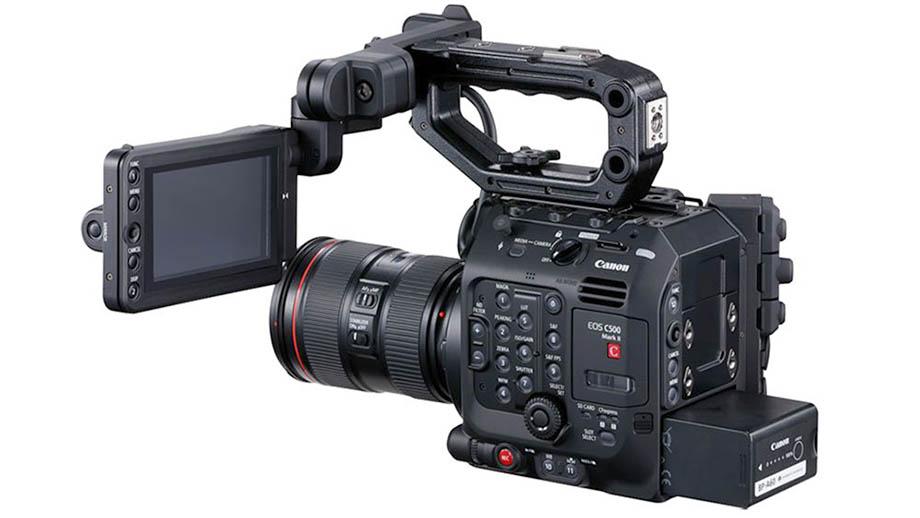 Canon представит в 2021 году две камеры 8K Cinema EOS