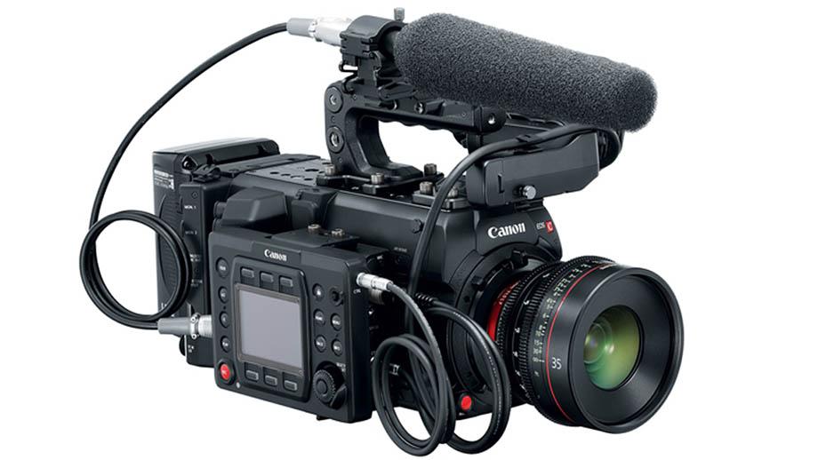 Canon работает над новым поколением кинокамер