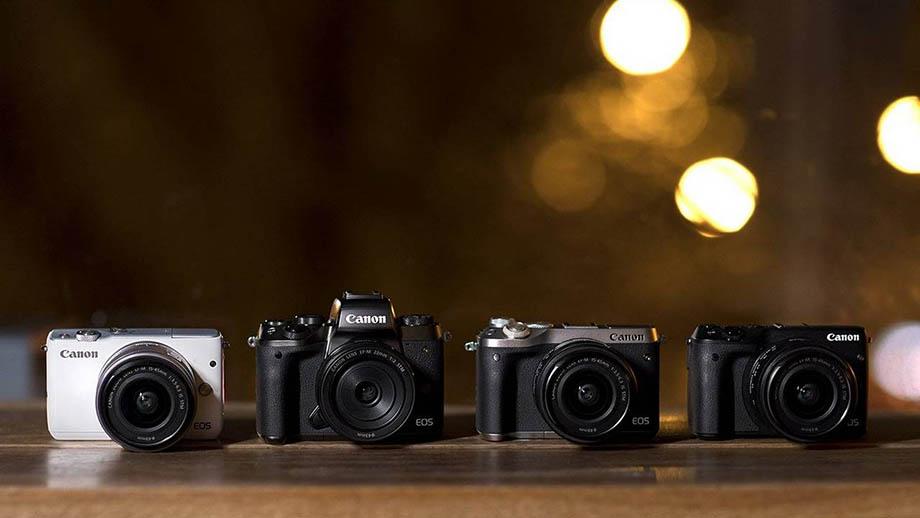 Характеристики новой камеры EOS M