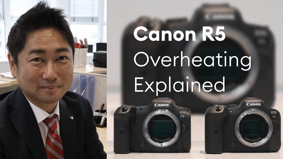 Интервью с Canon: вся правда про EOS R5 и R6