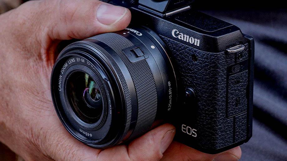 Характеристики Canon EOS M50 Mark II появились в сети