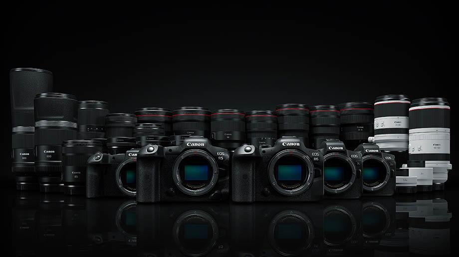 Планы выпуска оптики Canon RF. Canon обгонит всех?