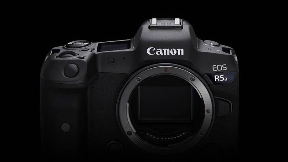 Canon представит EOS R5a?
