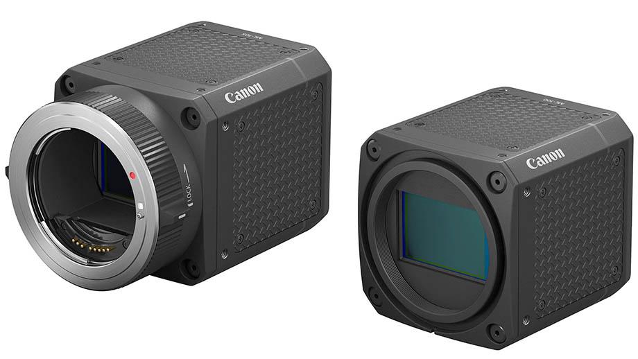 Canon представит две многоцелевые камеры ML-100 и ML-105