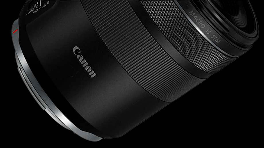 Canon работает над объективом RF 80mm f/2.8 1:1 Macro