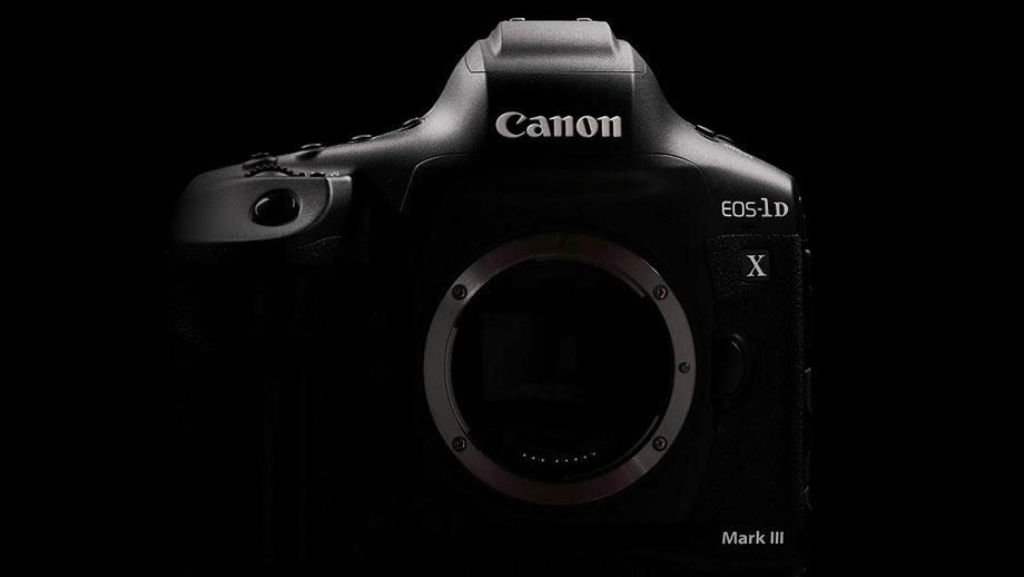 Прошивку Canon EOS-1D X Mark III обновят в начале апреля