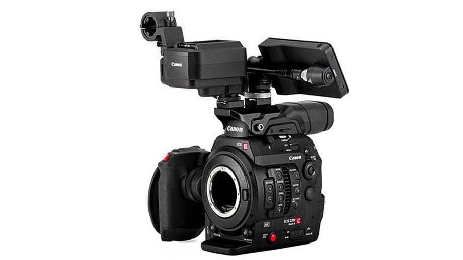 Canon EOS C300 Mark III скоро будет представлена