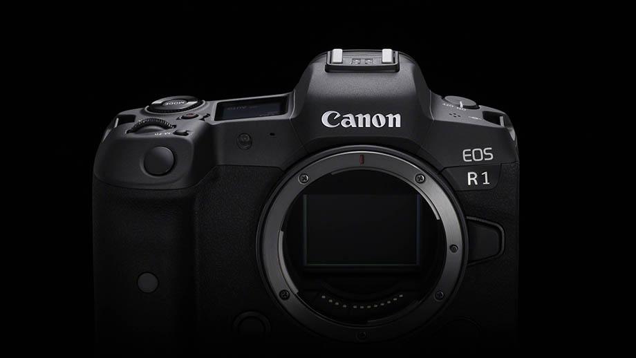 Слухи о разработке флагмана Canon EOS R1