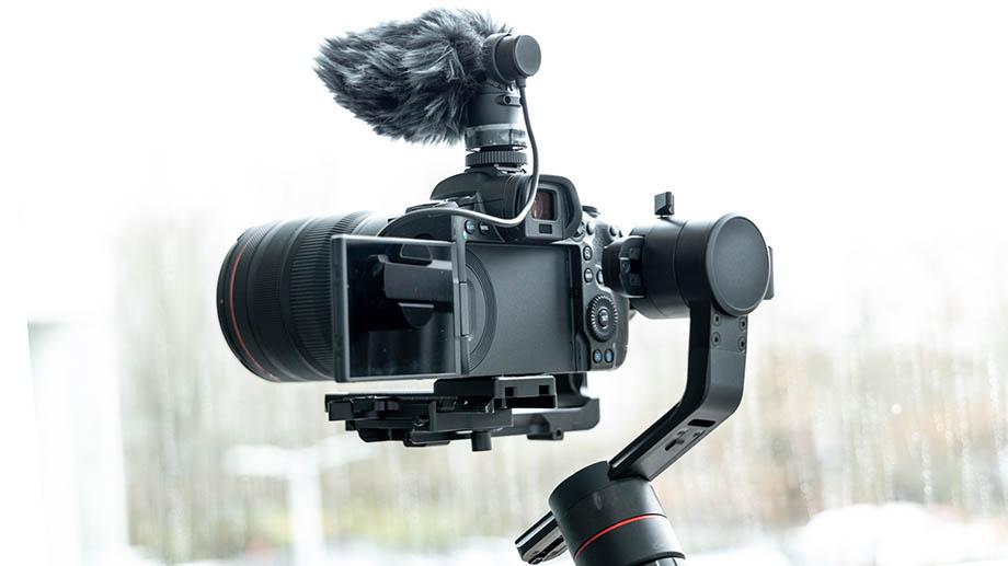 Итоговые фотографии серийной Canon EOS R5 появились в сети
