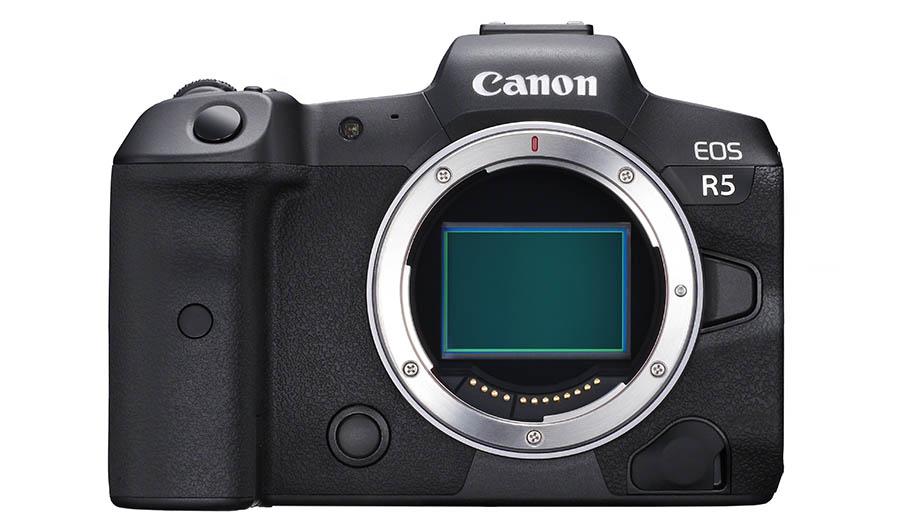 Canon EOS R5 поступит в продажу по цене €4338?