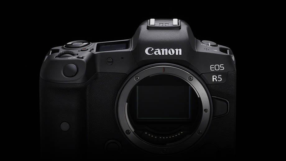 Цена Canon EOS R5 раскрыта?