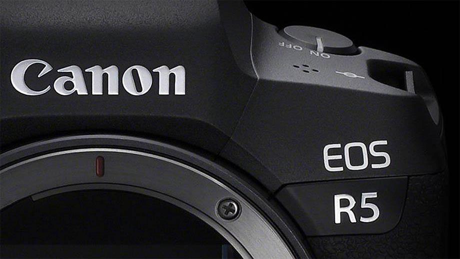 Возможные даты презентации Canon EOS R5