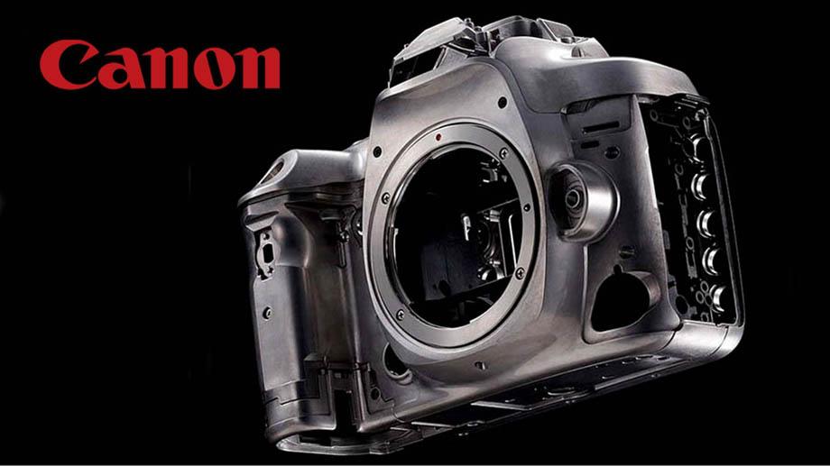 Что Canon представит следующим? EOS 5D Mark V?