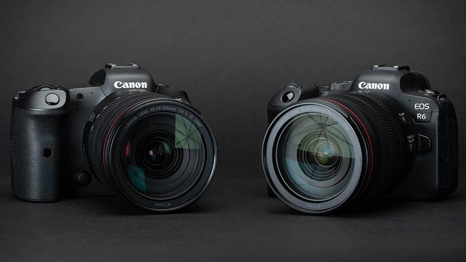 Canon EOS R5 и R6 – в чём разница?