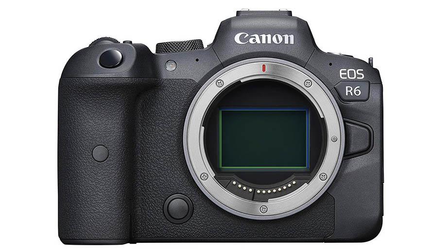 Продажи Canon EOS R6 начнутся на этой неделе