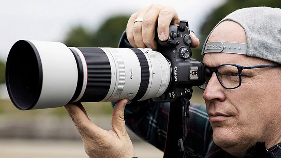 Canon патентует RF 200mm f/2L IS USM и другие «большие белые» объективы