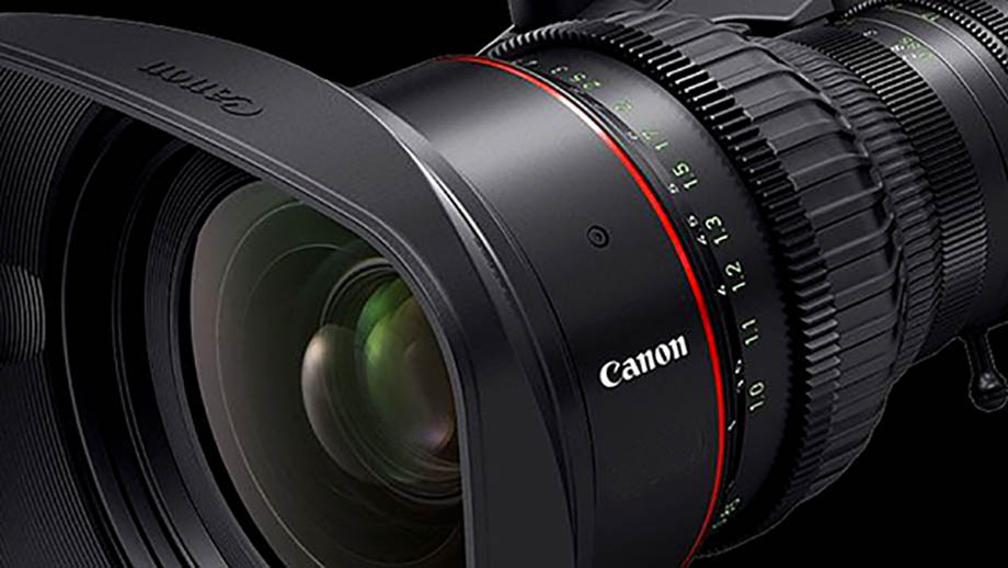 Canon представит в 2021 году кинооптику, в том числе первые объективы Cine RF