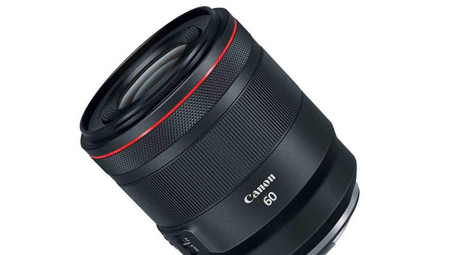 Готовится к выпуску Canon RF 60mm F1.0L USM?