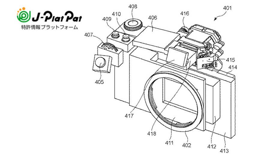 Патент Canon на управление АФ глазом