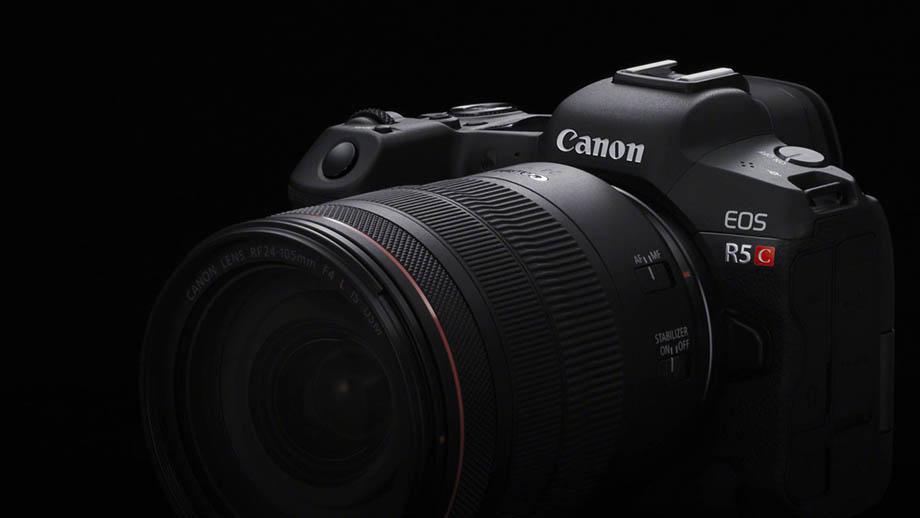 Canon EOS R5c представят в первом квартале 2022 года?