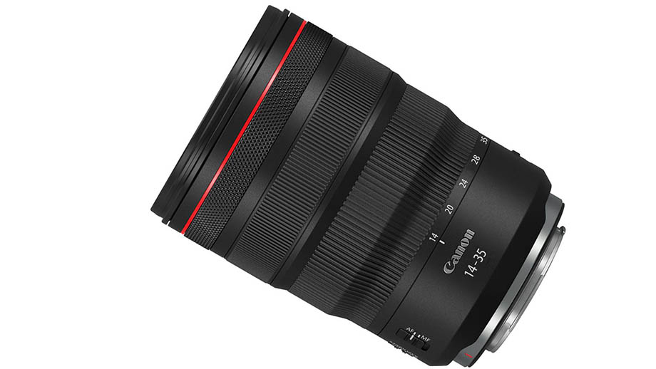 Canon RF 14-35mm F4L IS USM станет одним из следующих объективов