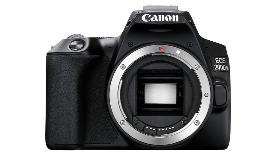 Canon представит APS-C камеру в конце года?