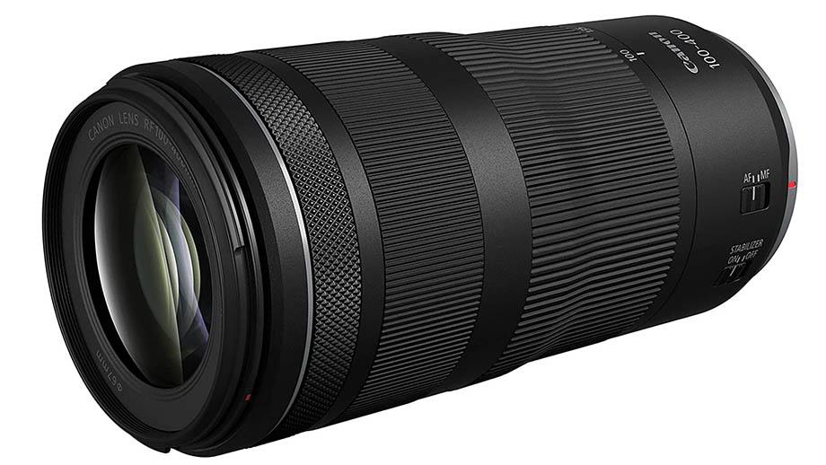 Телезум Canon RF 100-400mm F5.6-8 IS USM будет стоить $649