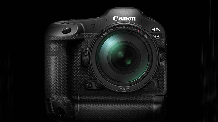 Canon EOS R3 – это еще не флагман