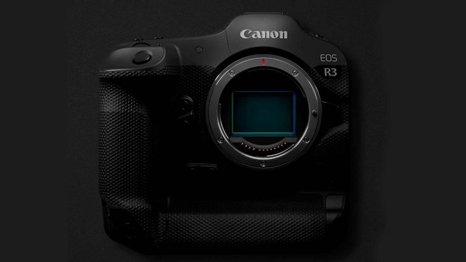 Сравнение Canon EOS R3 с другими камерами