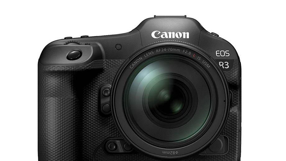 Готовится анонс Canon EOS R3 Pro