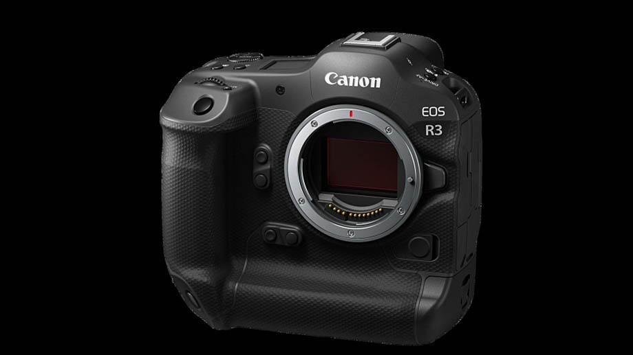 Официально: Canon EOS R3 имеет датчик 24 Мп