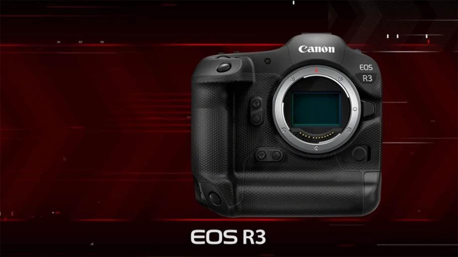 Датчик для Canon EOS R3 делает не Canon?