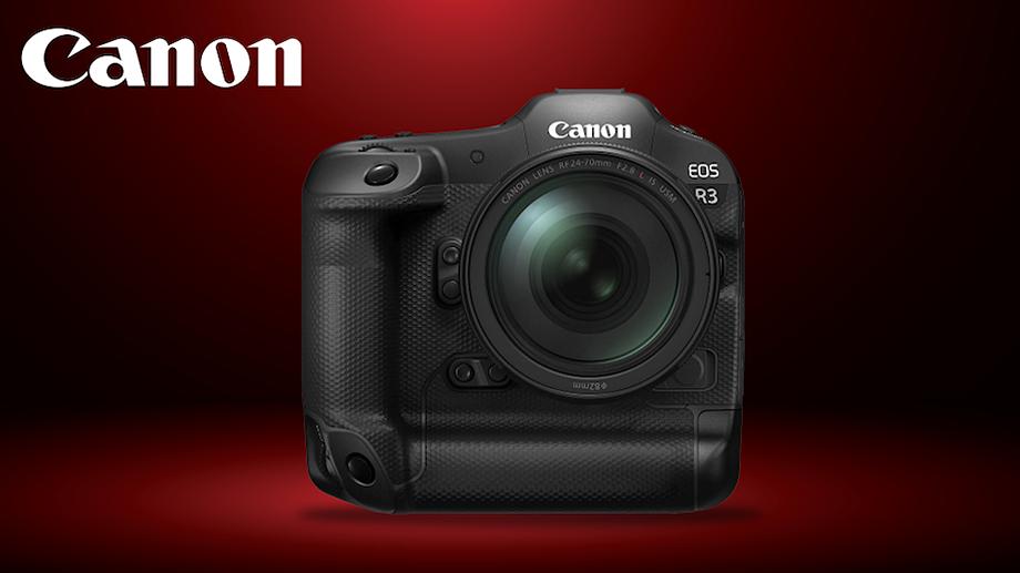 Canon EOS R3 вряд ли получит 45МП сенсор?