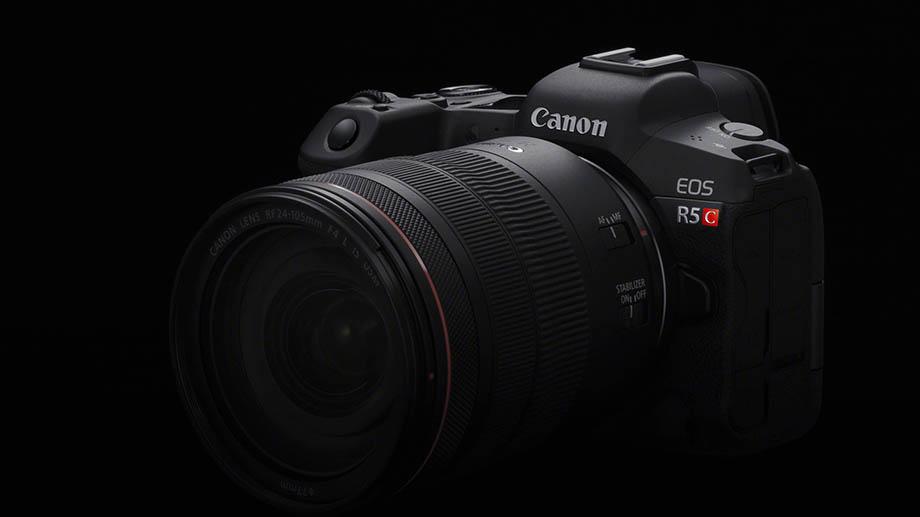 Камеру Canon EOS R5c действительно представят в этом году?