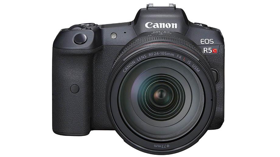 Canon Cinema EOS R представят в начале 2022 года?