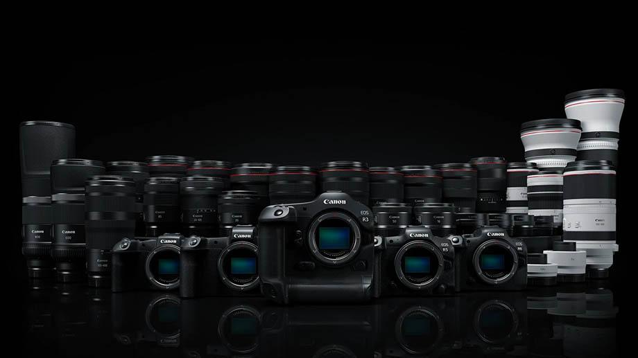 Canon представит объектив RF 5.2mm F2.8 L?