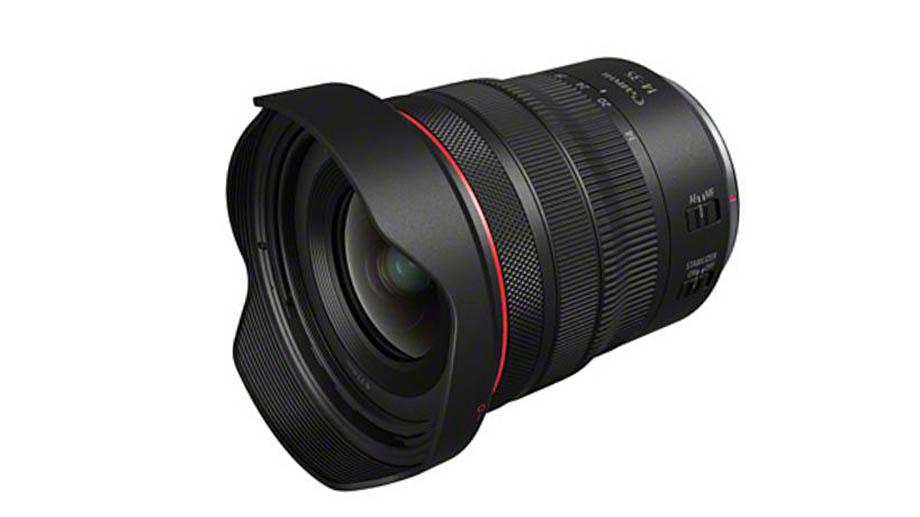 Canon RF 14-35mm F4L IS USM официально представлен