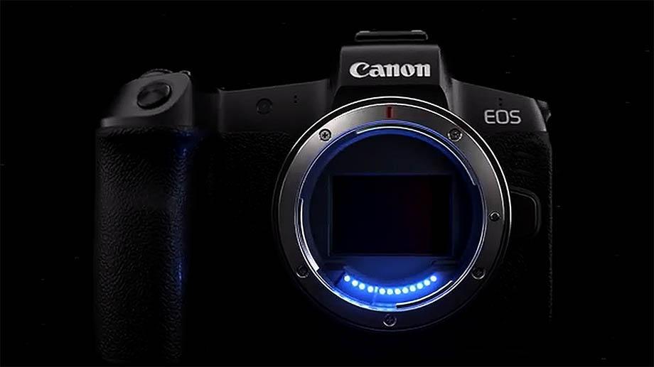 Возможная дорожная карта камер Canon с байонетом RF