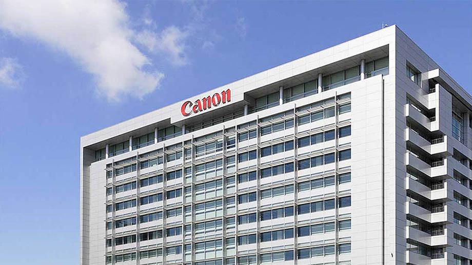 Canon успешно отчитался за 2020 год