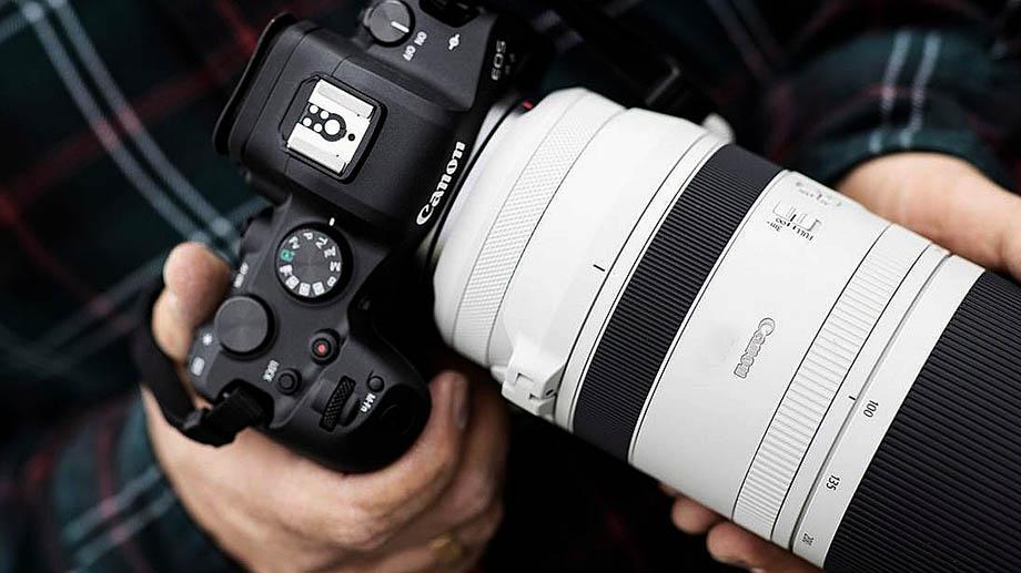 Скоро представят Canon RF 600mm F4L, RF 400mm F2.8L и RF 100mm F2.8L Macro