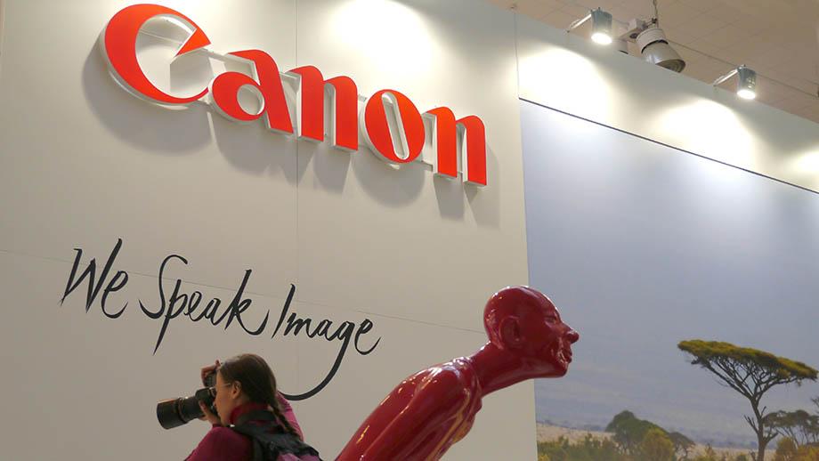 Что представит Canon 14 сентября?