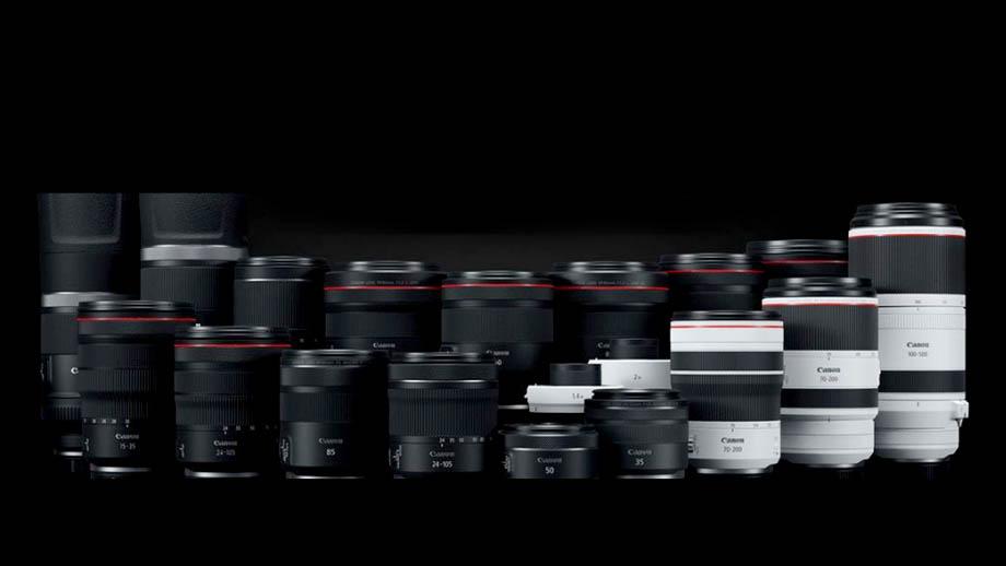 Canon опубликовала список RF-объективов, которых не хватает для удовлетворения спроса