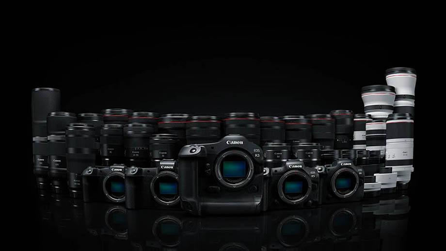 Представление нескольких продуктов Canon перенесено из-за проблем с поставками?