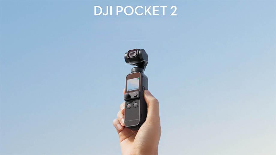 DJI Pocket 2 анонсирован, цена – $349