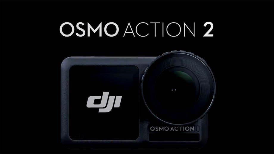 DJI Action 2 представят в 4-м квартале 2021 года
