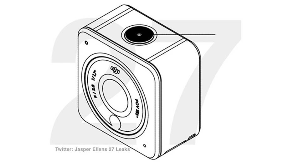 Утечка спецификаций экшн-камеры DJI Osmo Action 2