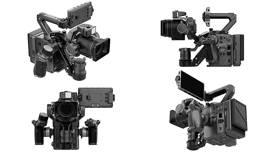 Готовится к выпуску профессиональная кинокамера DJI?