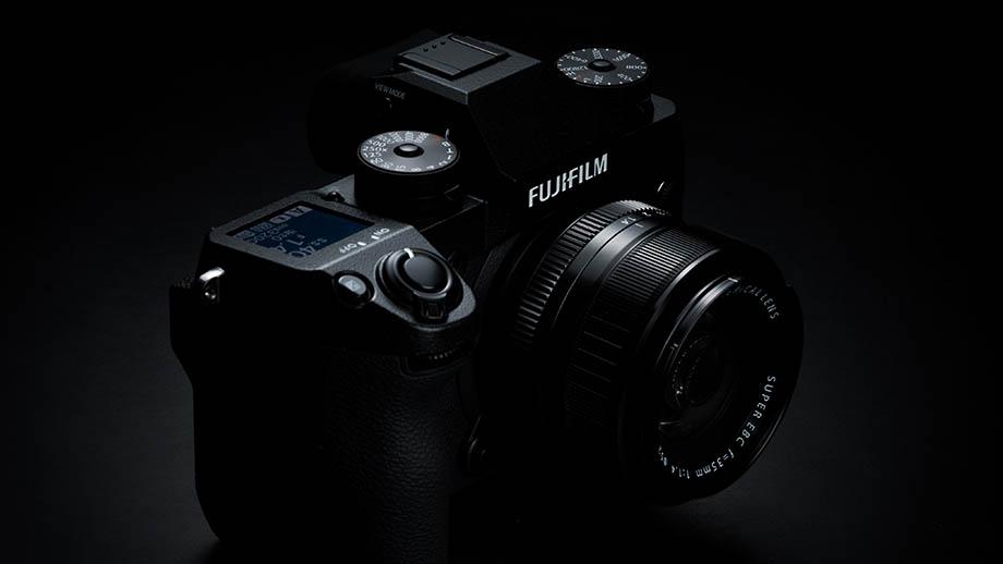 Fuji готовит камеру Fujifilm X-H2