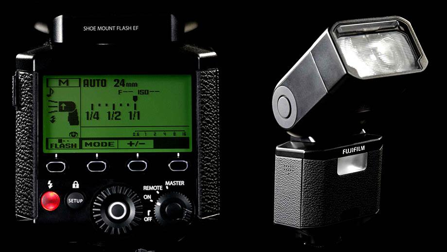 Fuji готовит к выпуску новую вспышку Fujifilm EF-60 и трансмиттер EF-W1